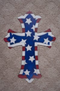 Cross Patriotic 2